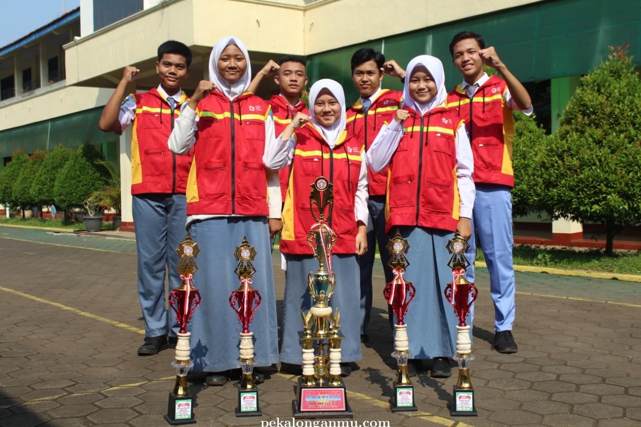 SMK Muhamka Raih Juara Umum Lomba PMR Tingkat Jawa Tengah