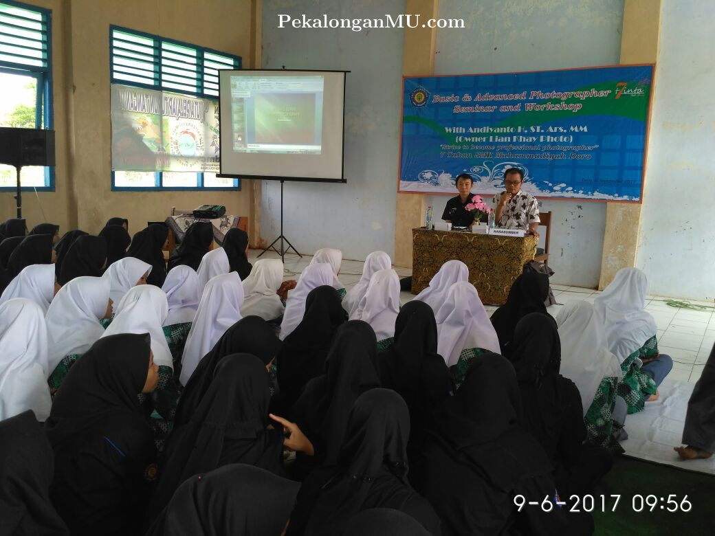 SMK Muhmmadiyah Doro Godok Jiwa Bisnis Kreatif Siswa