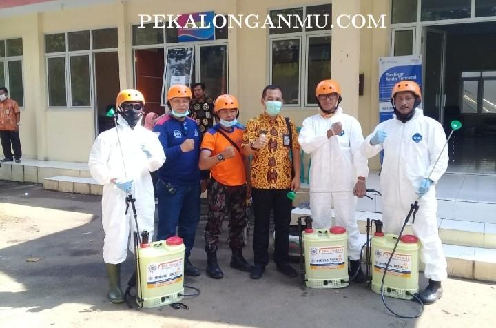 Camat Tirto Kabupaten Pekalongan: Terima,..