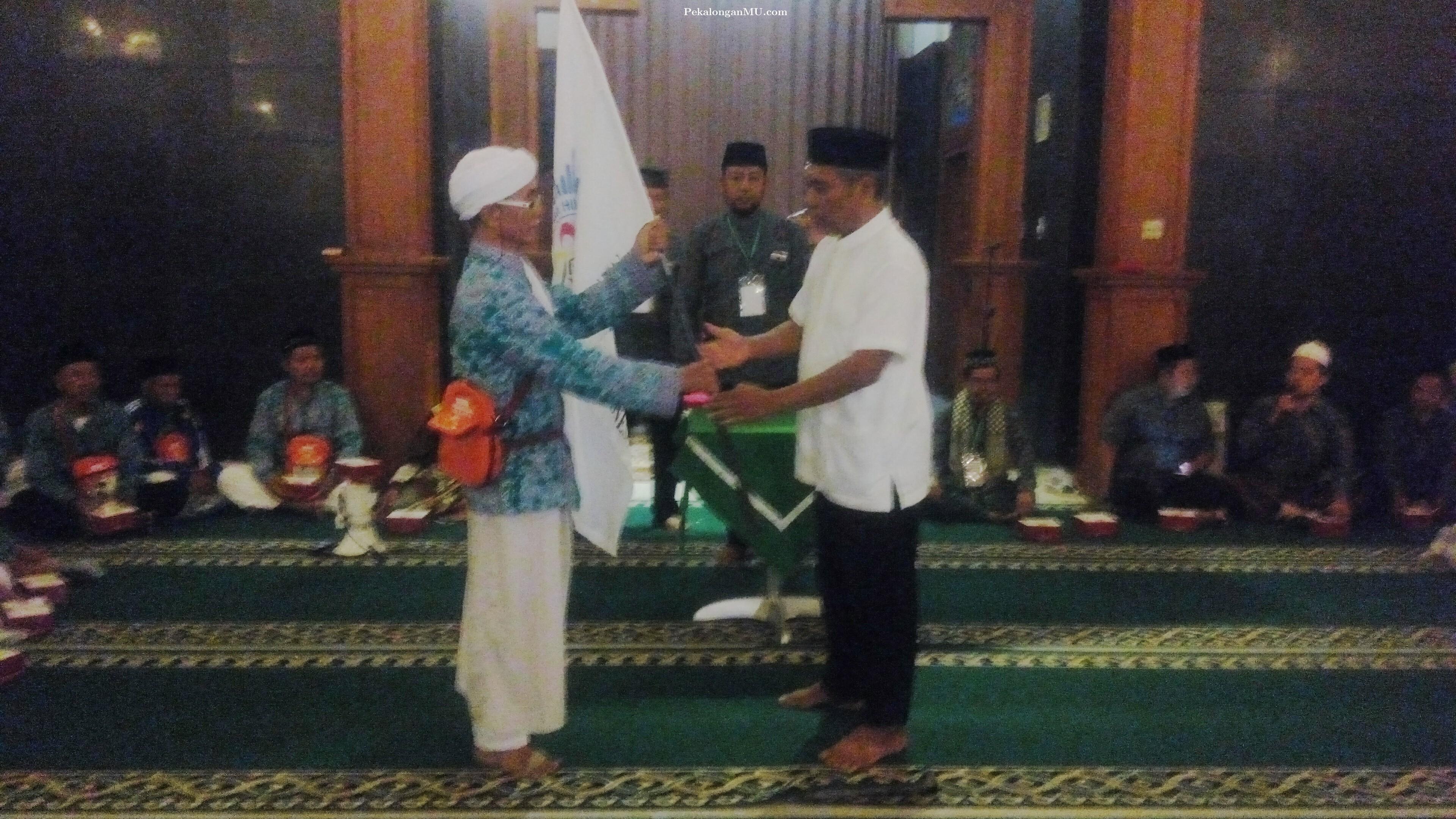 KBIH Miftahul Ulum Muhammadiyah Pekalongan  Lepas 154 Jamaah Haji 2017