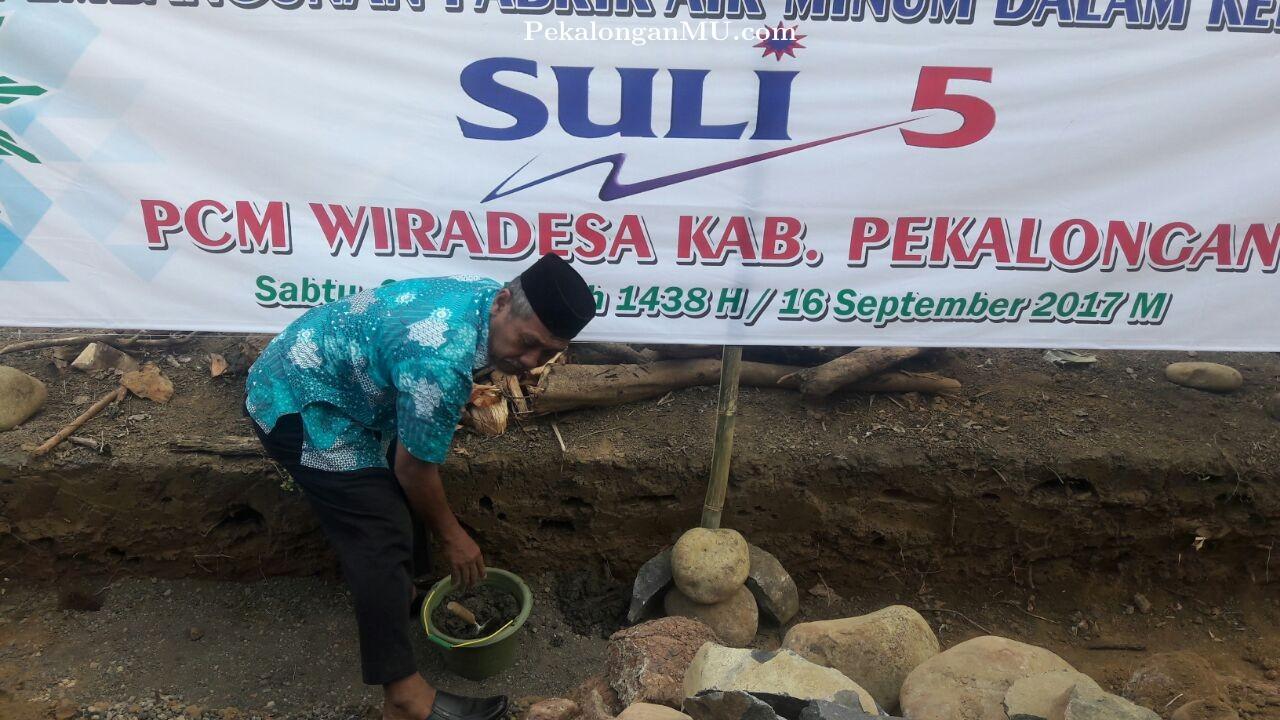 Berikhtiar Menjadi Pemain Ekonomi Muhammadiyah Wiradesa Bangun Pabrik Air Kemasan SULI 5