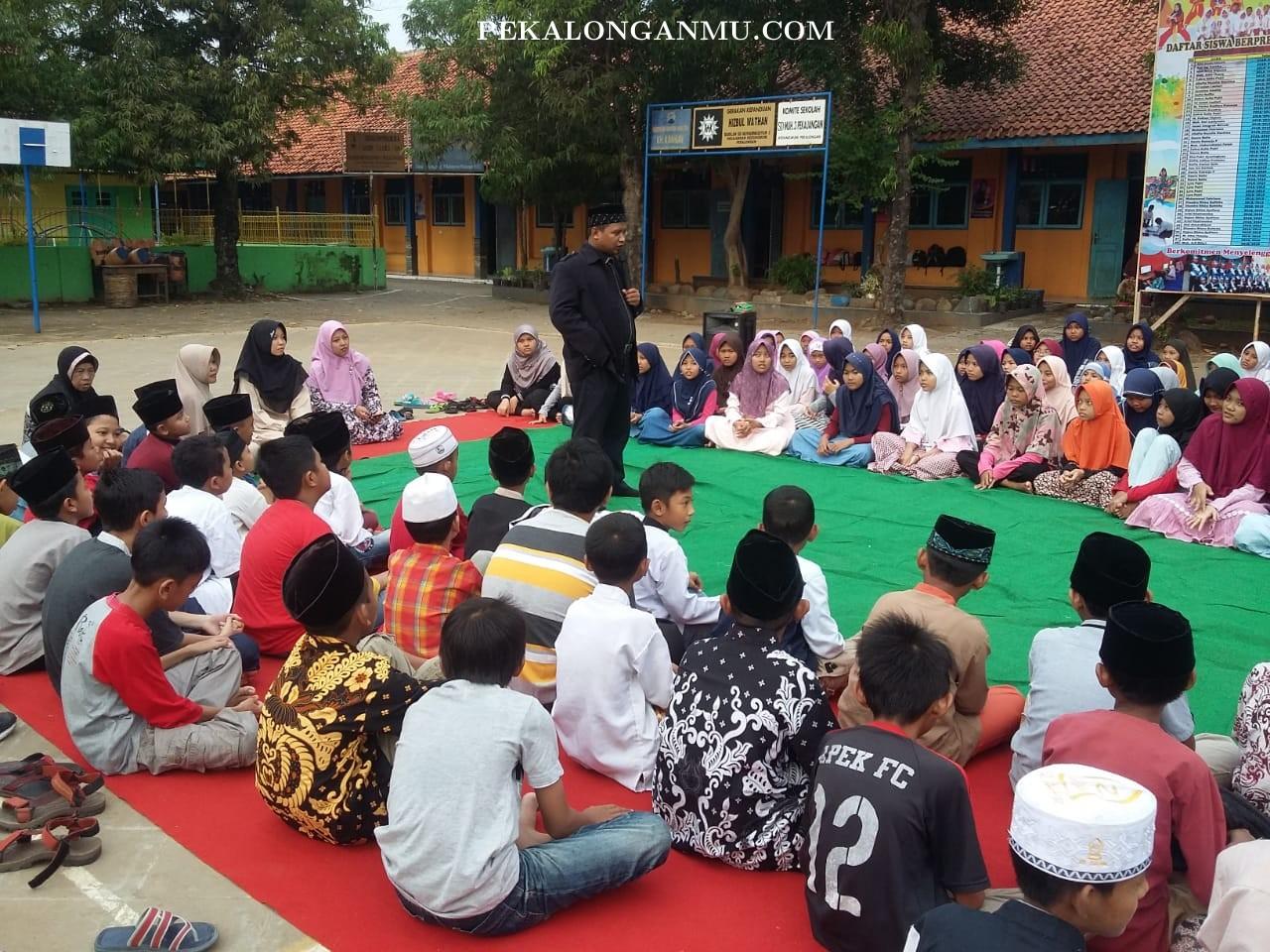 Tingkatkan Iman dan Taqwa, SDM 3 Pekajangan Gelar Pesantern Ramadhan