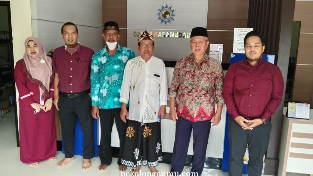 BTM Pekalongan Capem Karangdadap Tempati,..