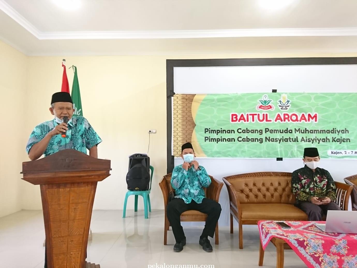 Baitul Arqam PCPM - PCNA Kajen Siapkan Kelanjutan Kepemimpinan