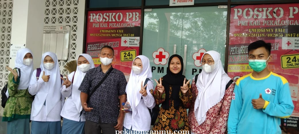 SMA Muhammadiyah 1 Pekajangan Juara LCC PMR