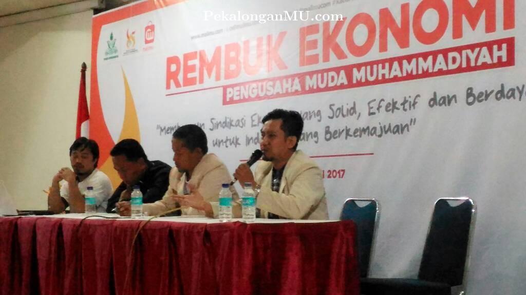 Kader Terbaik PCPM wuled Berbicara di Tingkat Nasional